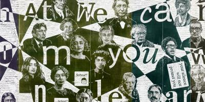 Thomas Kilpper, What We Can Learn From You, What You Can Learn From Us, 2019 (utsnitt/detail)
